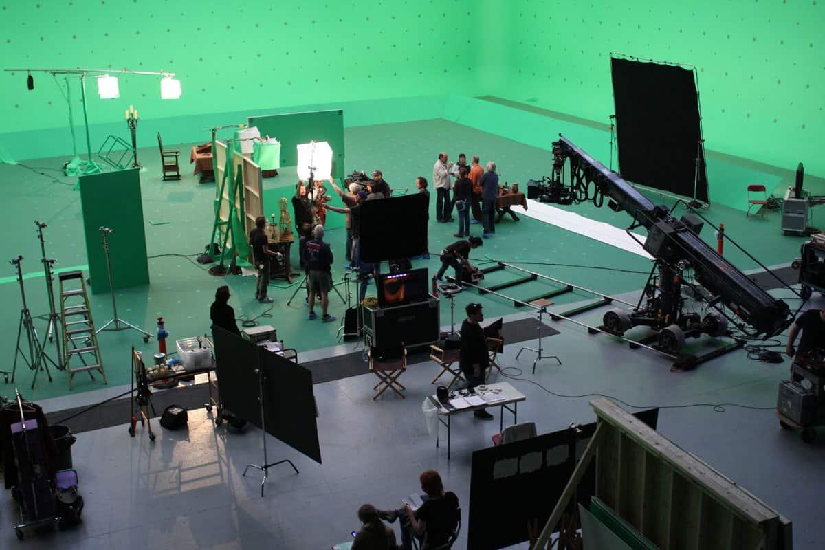 film studio snimanje