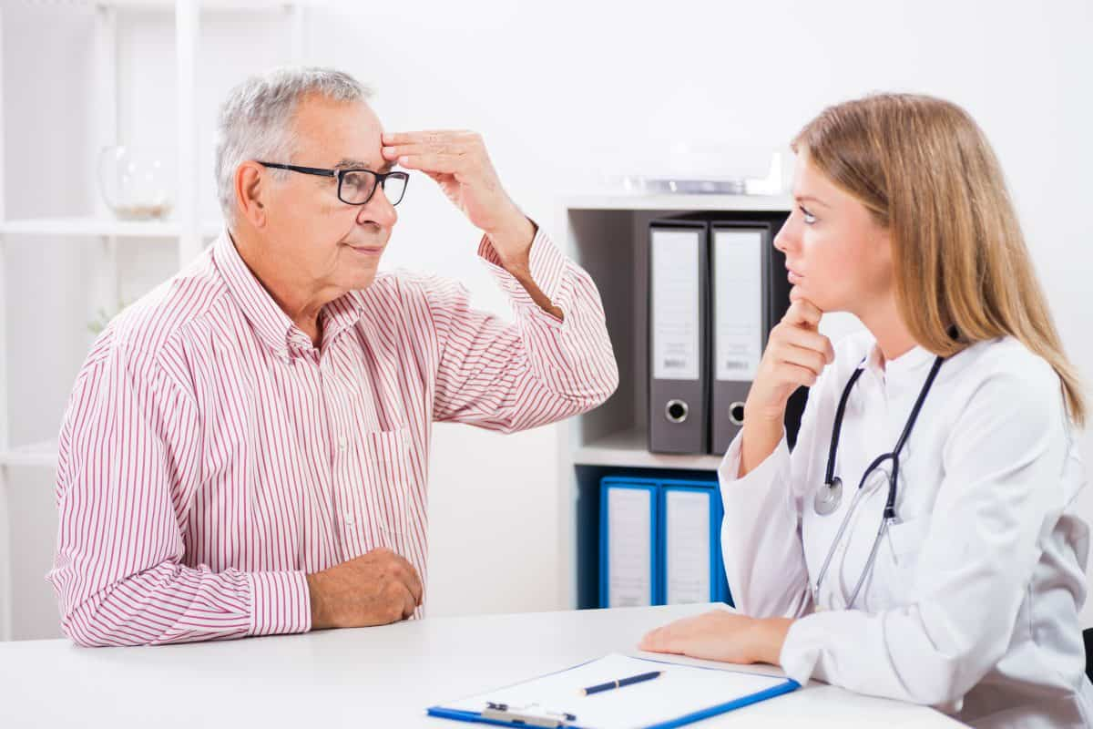 doctor doktor pacijent