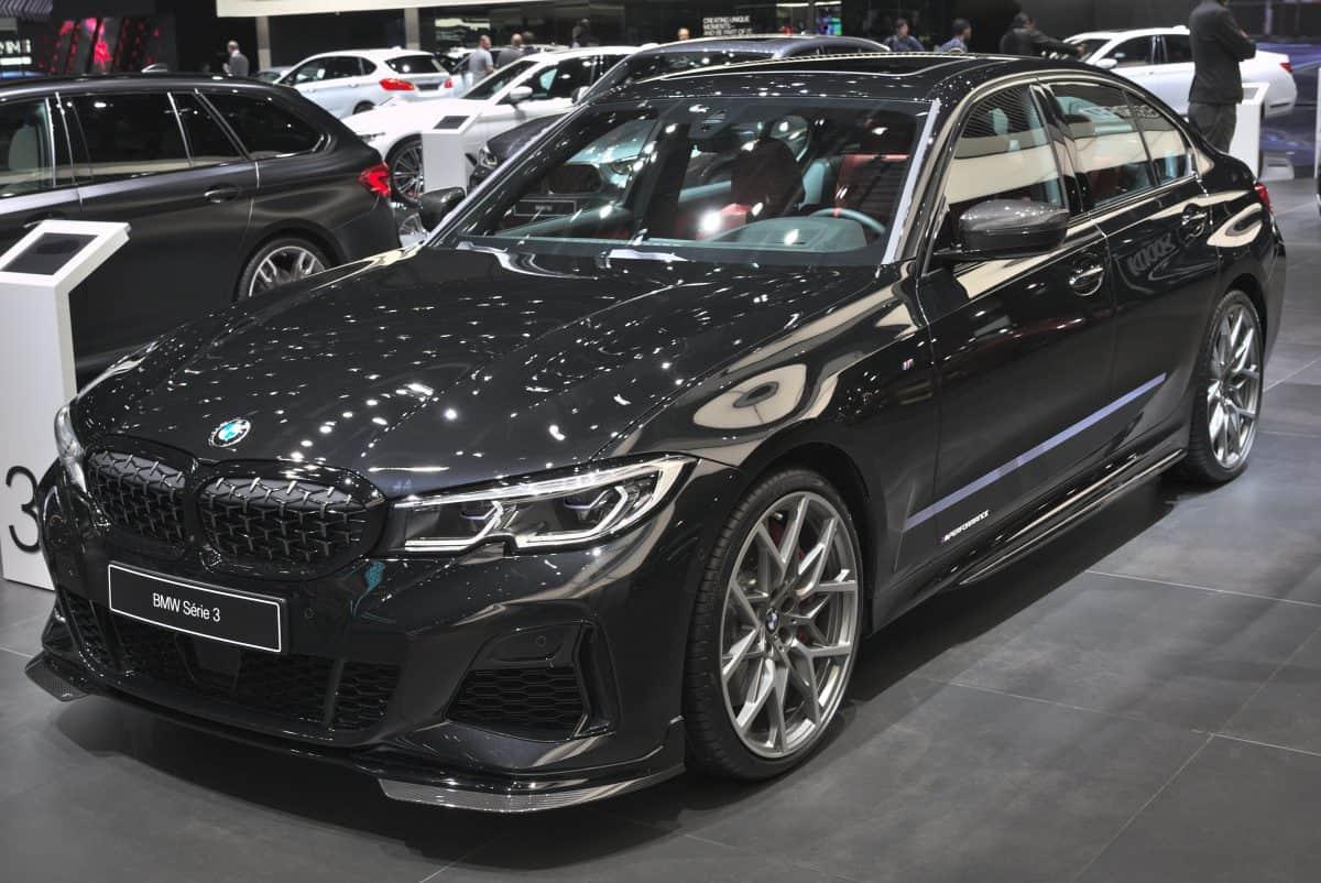 BMW M340i Genf 2019 1Y7A6006