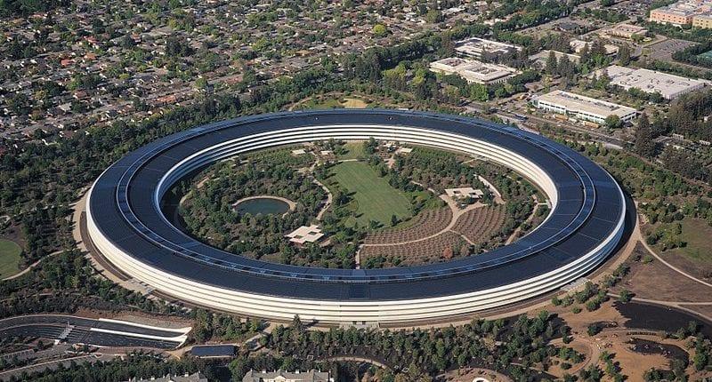 apple sjedište